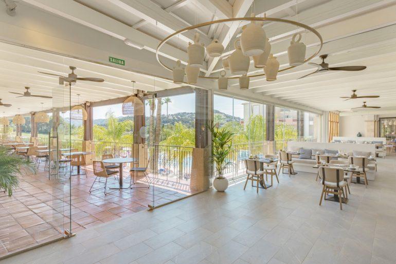 Interior i exterior Hotel Dénia Marriott La Sella Golf Resort & Spa