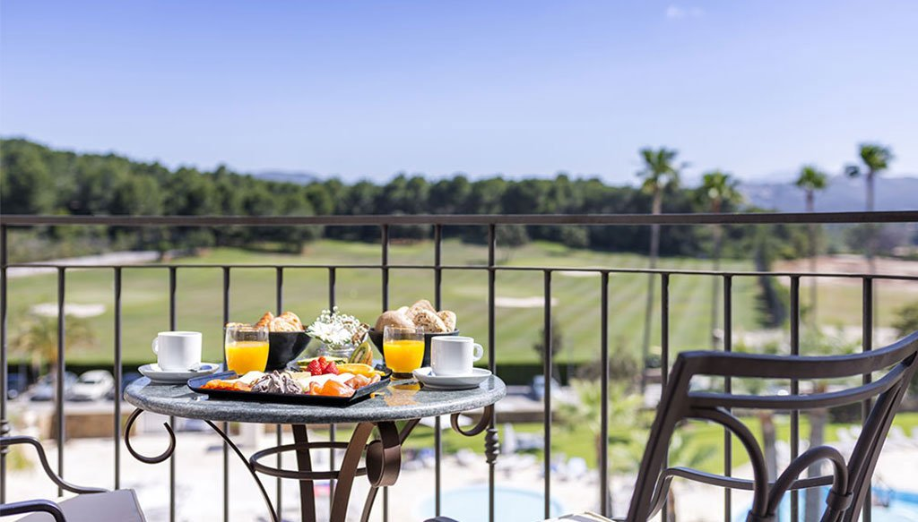 Hotel Dénia Marriott La Sella Golf Resort & Spa sortea un brunch para dos personas