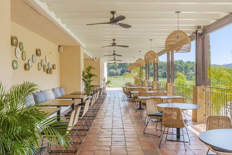 Terrazza Hotel Denia Marriott La Sella Golf Resort & Spa