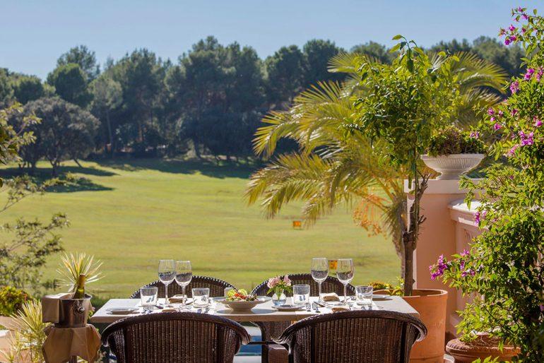 Terrasse La Sella Golf Resort Dénia
