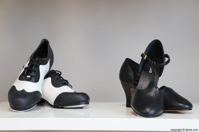 Variedad calzado Mundo de Danza
