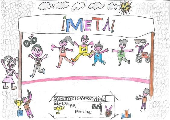 Dibujo de Brian Garcia Macias