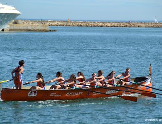 Equipo femenino del RCN