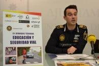 José Martínez Espasa presenta las III Jornadas de educación vial y seguridad