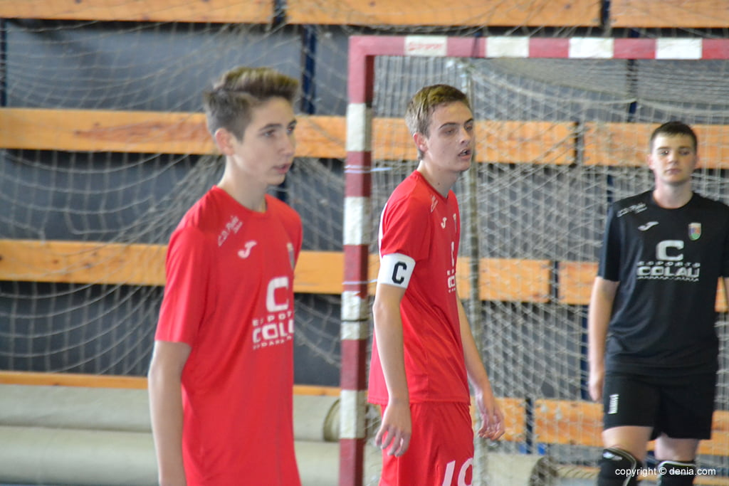 Футбольная школа в аликанте
