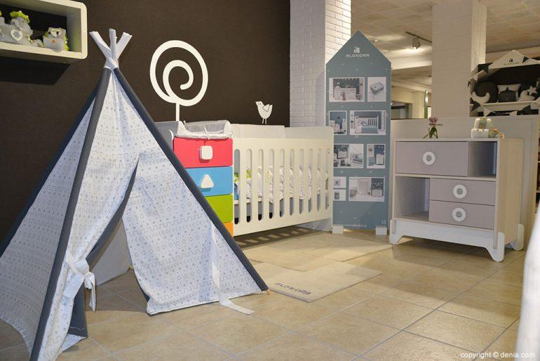 Dormitorio infantil Muebles Martínez