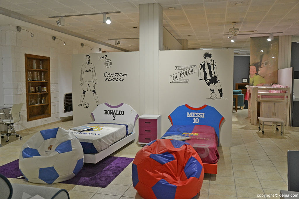 Dormitorio juvenil Muebles Martínez