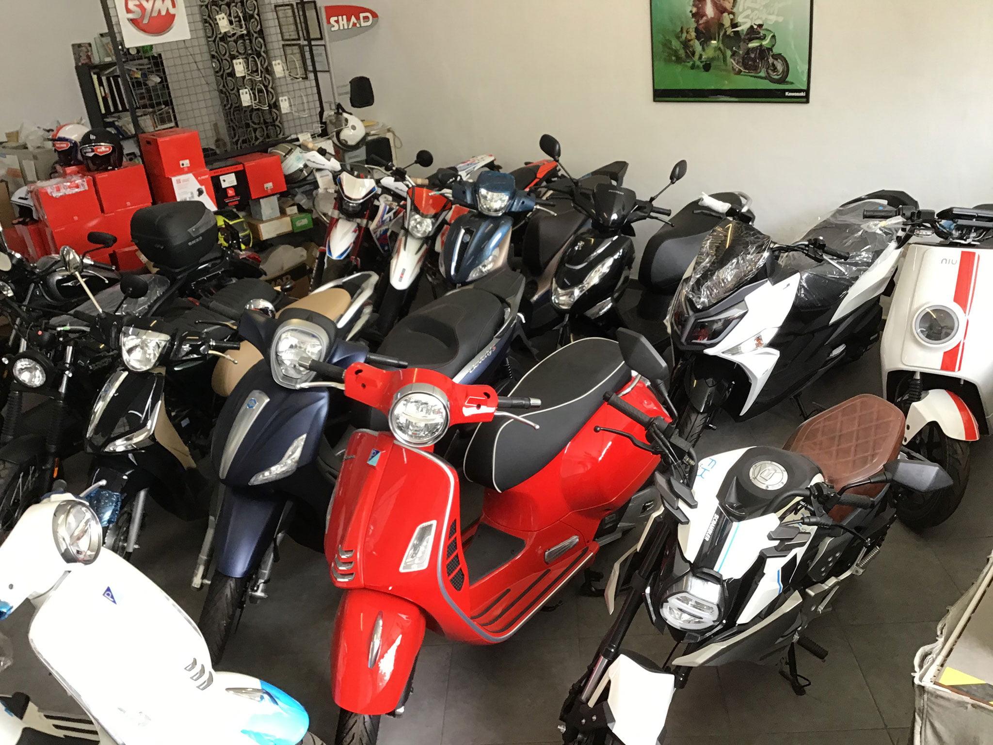 Exposición de motos en Dénia – Paco's Motor