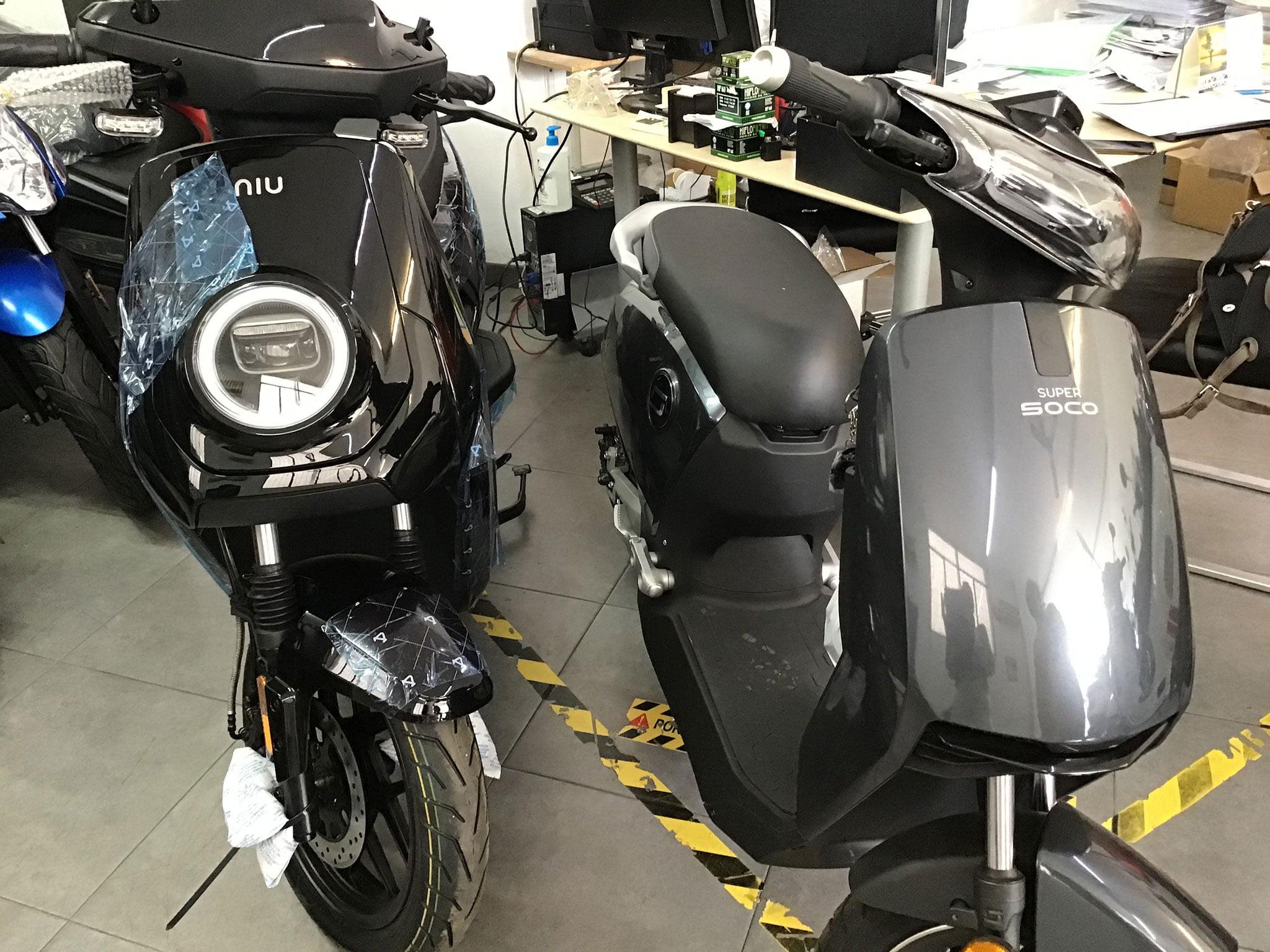 Motos eléctricas en Dénia – Paco's Motor