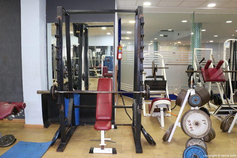 Ogisaka Fitness Spa sala