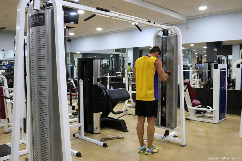 Osigaka Fitness Spa gimnasio