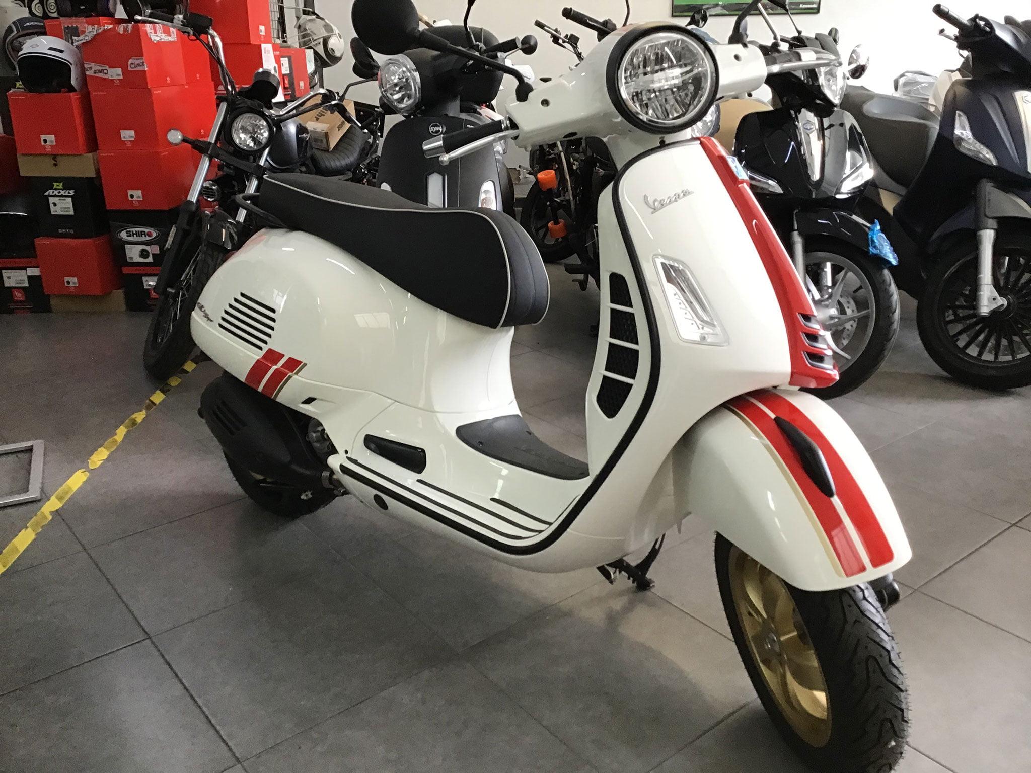 Vespa en Dénia – Paco's Motor