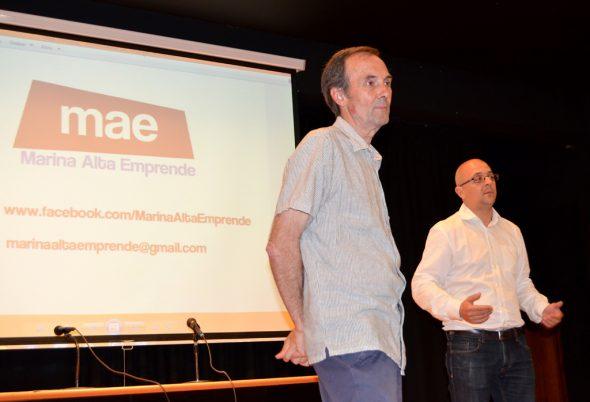 Antonio Losada y Miguel Molina