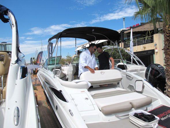 Crownline boat company