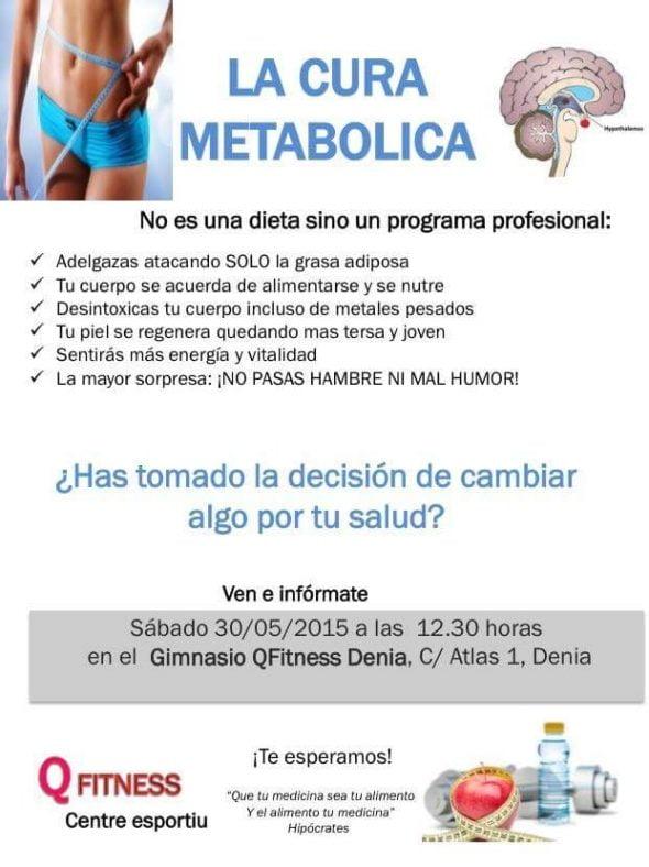 La cura metabólica