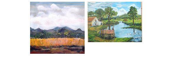 Soler MªRosario paintings and Rosa Mª del Cabo