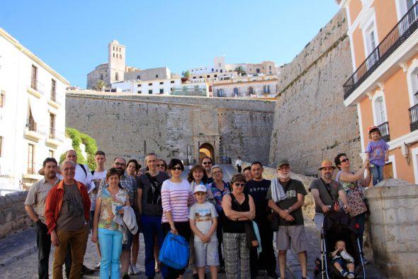 Viaje del IECMA a Ibiza