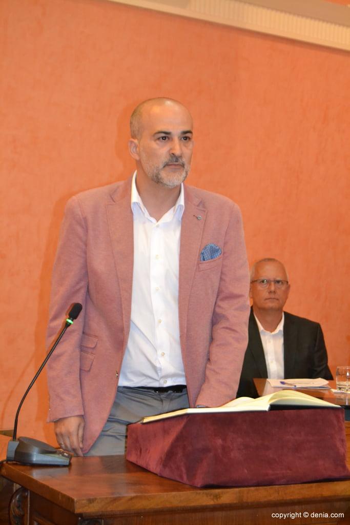 Juramento de los nuevos concejales de Dénia – Javier Scotto