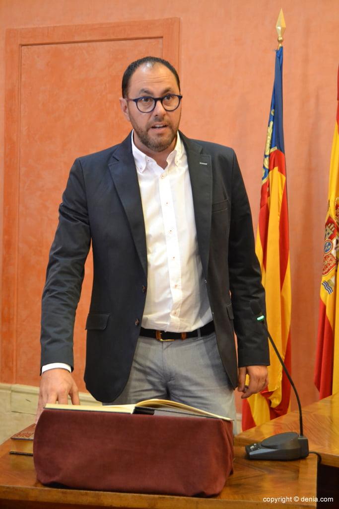 Juramento de los nuevos concejales de Dénia – Fran Vives