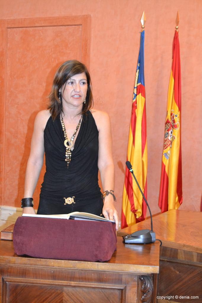 Juramento de los nuevos concejales de Dénia – Eva Ronda
