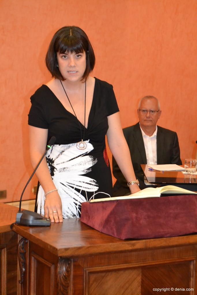 Juramento de los nuevos concejales de Dénia – Marian Tamarit