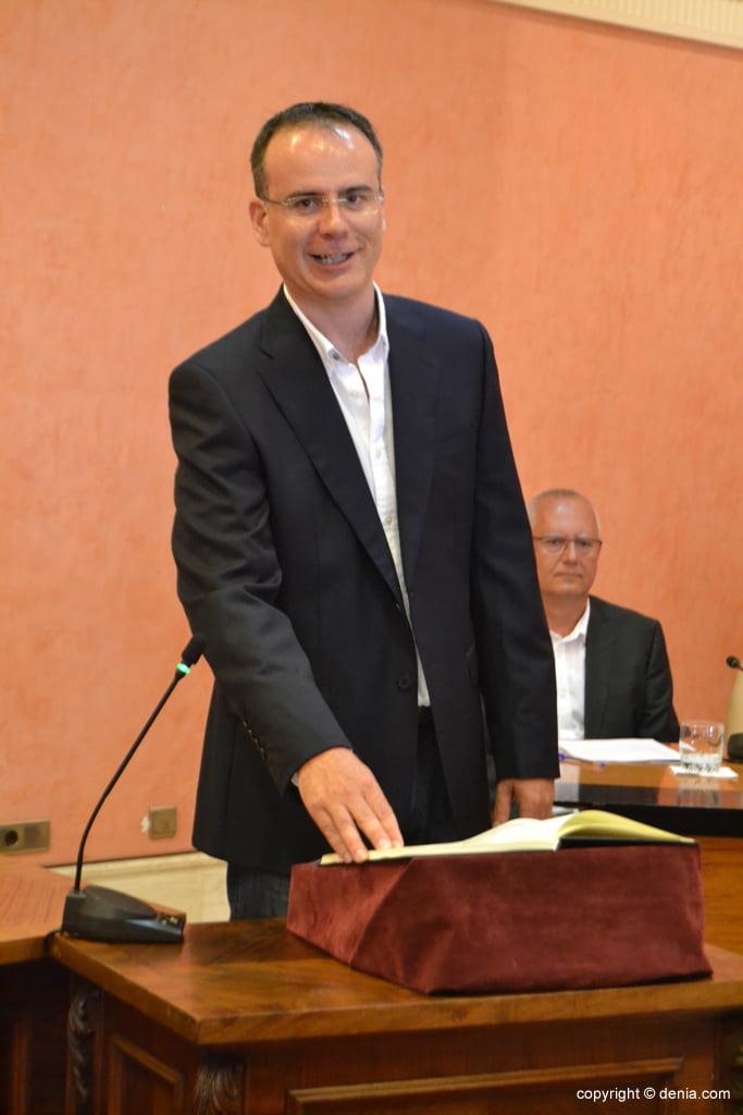 Juramento de los nuevos concejales de Dénia – Sergio Benito