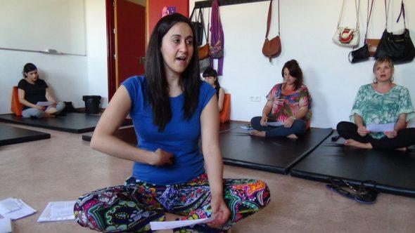 Clases de canto prenatal en Dénia