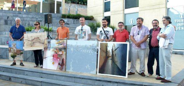 Winners II Painting Contest Ciutat de Dénia