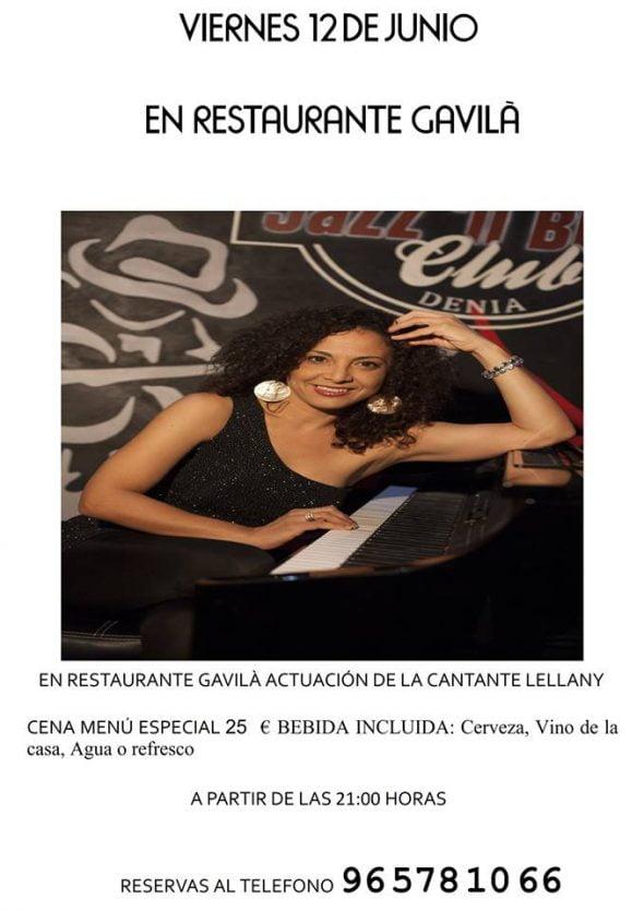 Música en directo Restaurante Gavilà