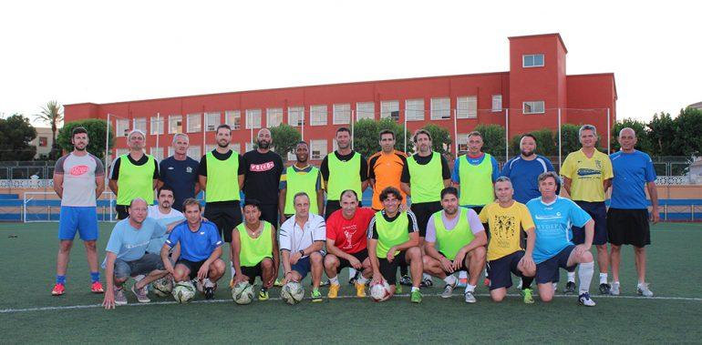 Selección Comarcal de Fútbol Veterano