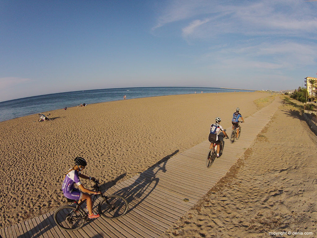 bici-playa-Aventura-Pata-Negra
