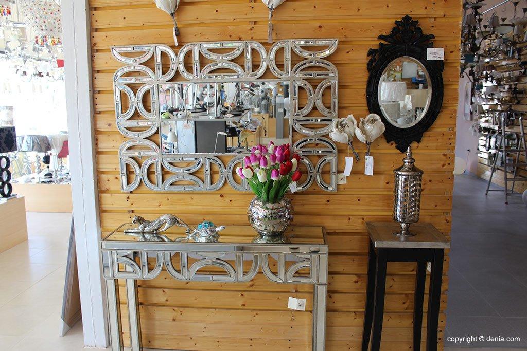 Espejos d for Articulos decoracion hogar baratos