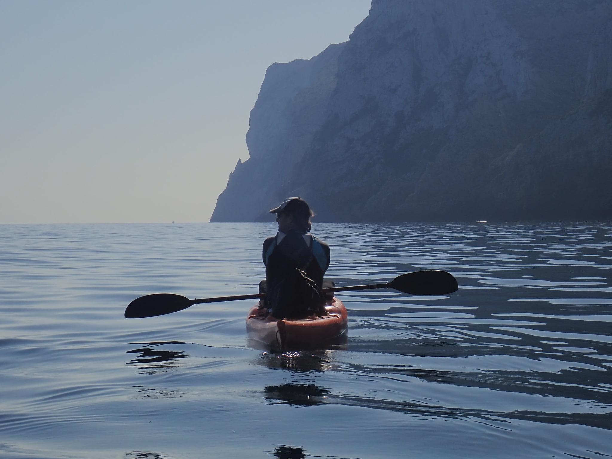 Excursiones kayak de mar en Dénia – Aventura Pata Negra