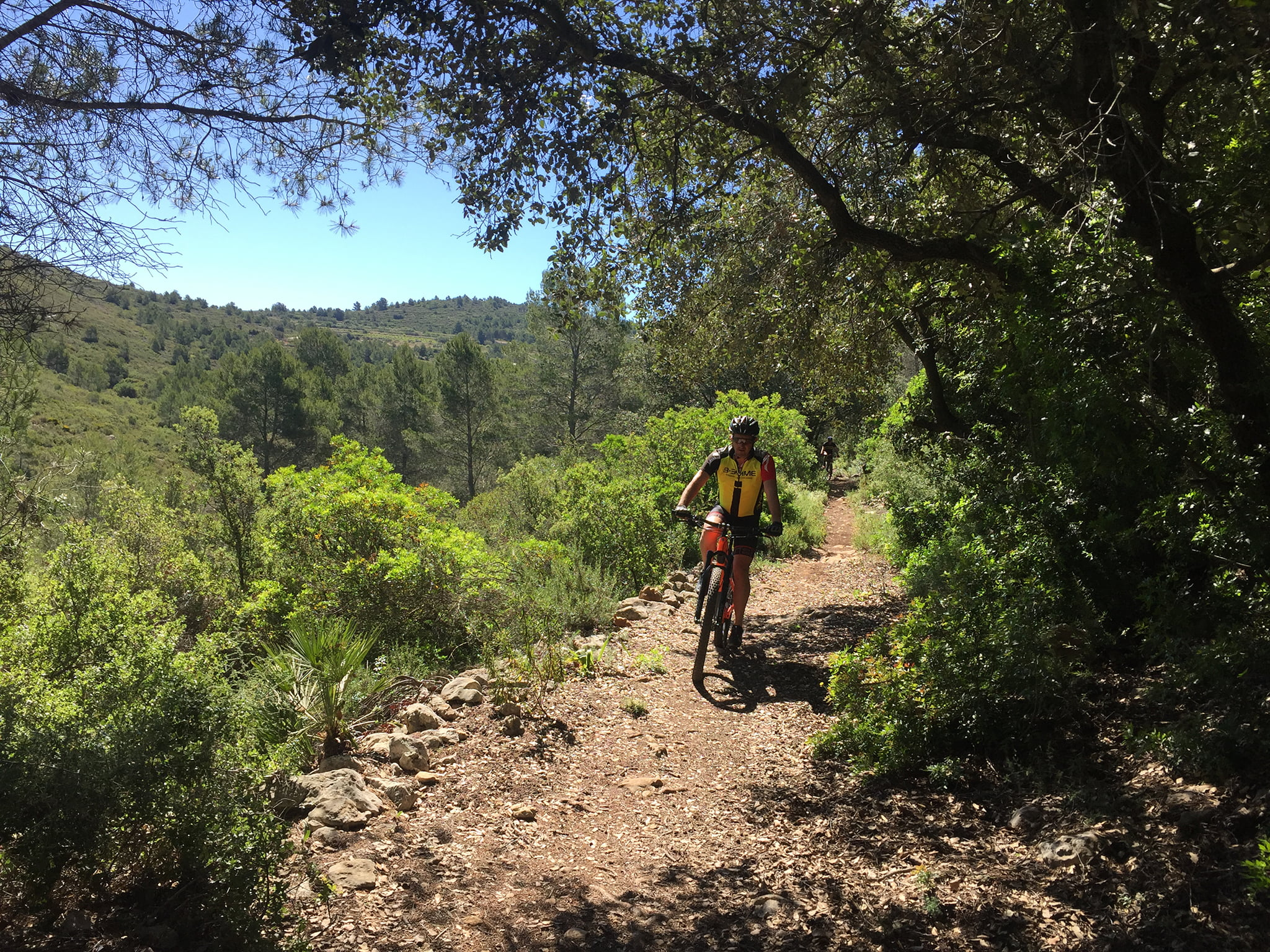Excursiones MTB Dénia – Aventura Pata Negra