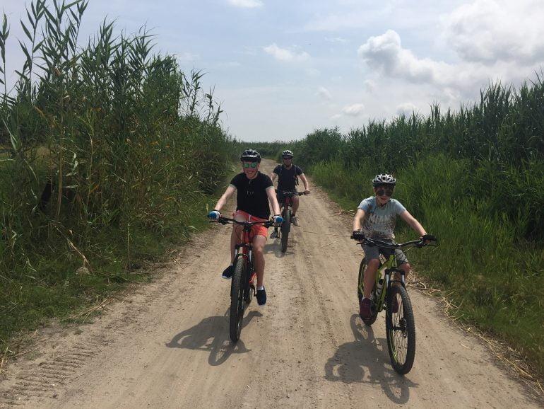 Mountain bike - Aventura Pata Negra