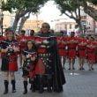 Fiestas de Dénia - Entraeta de moros y cristianos - Capitán cristiano