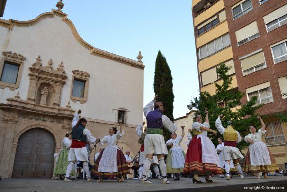 XXI Aplec de Danses de Dénia - Grup de Danses El Forcat de Valencia