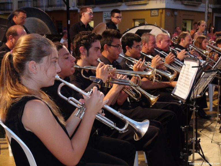 Section Wind Band Dénia