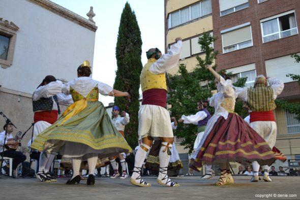 XXI Aplec de Danses de Dénia - Grup de Danses El Forcat