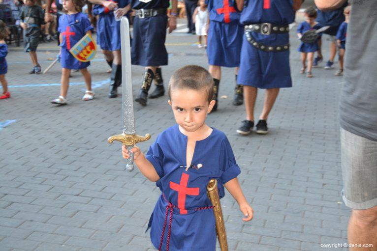 Desfile Infantil - Cavallers