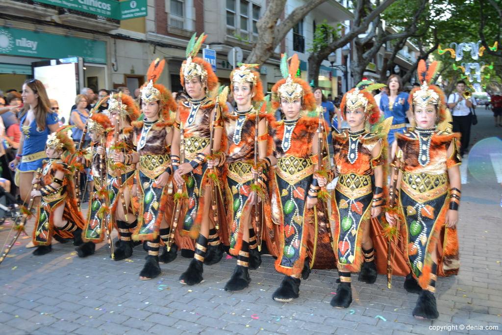Desfile Infantil – Almogàvers