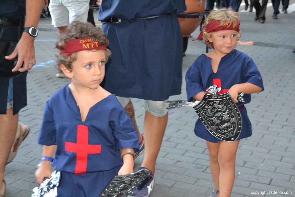 Desfile Infantil – Cavallers