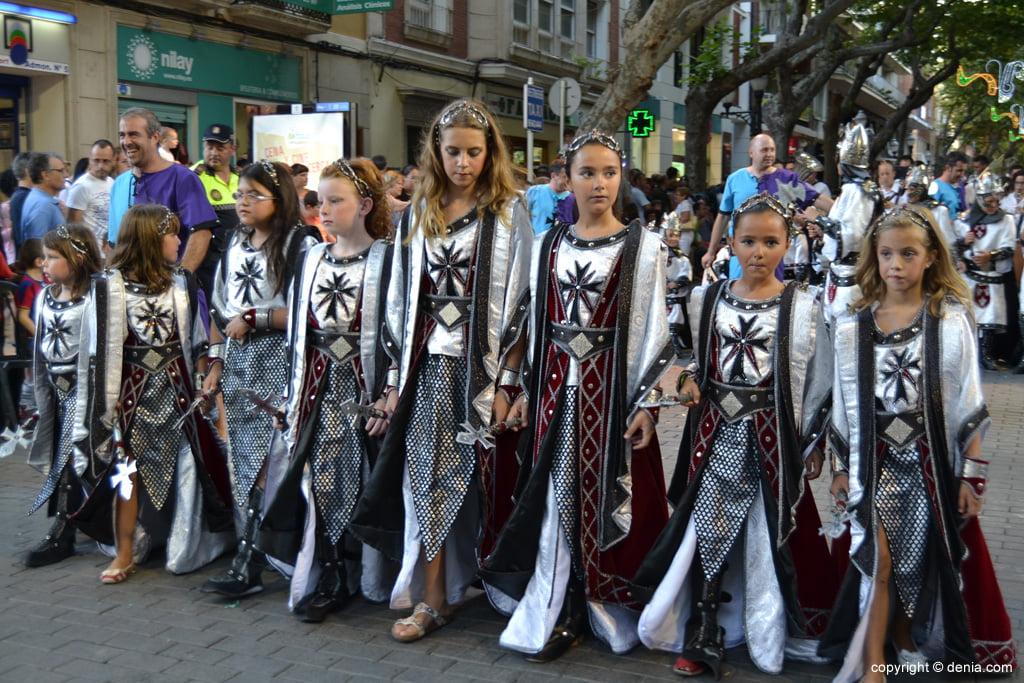 Desfile Infantil – Creuats