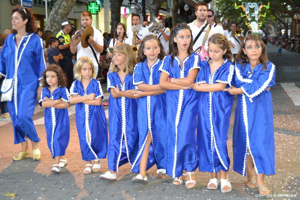 Desfile Infantil – Amazigh