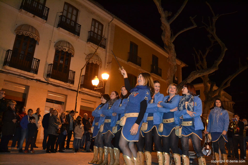 Mig Any Moors and Christians Dénia 2015 - Filà Almogàvers
