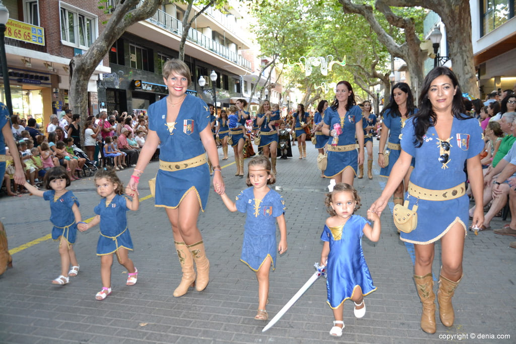 Children's Parade - Almogàvers