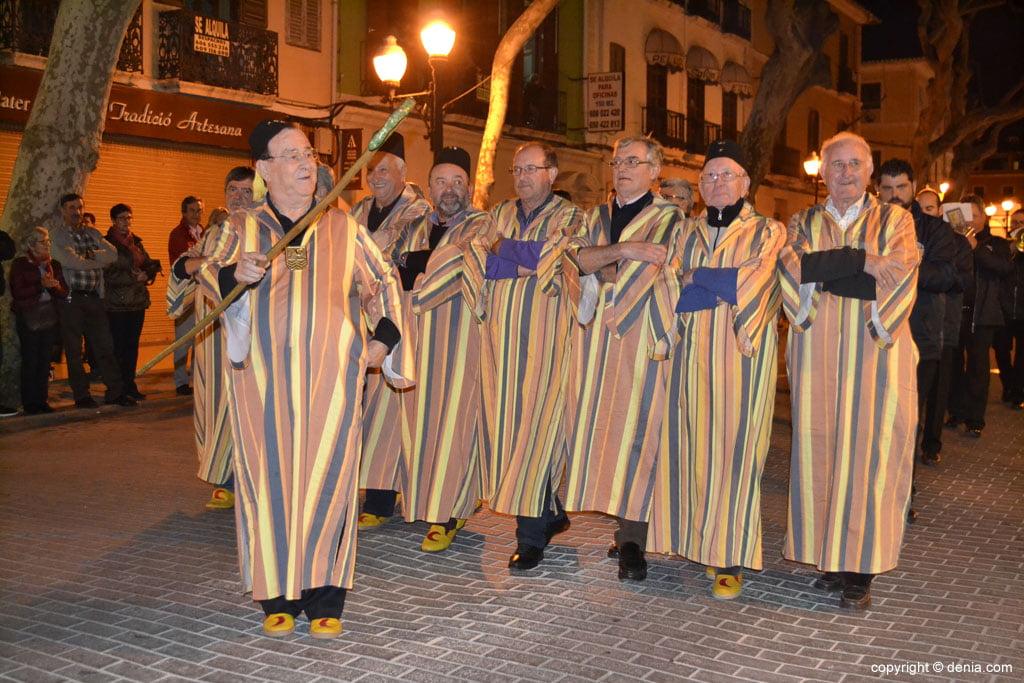 Mig Any Moros i Cristians Dénia 2015 - Filà Wallies