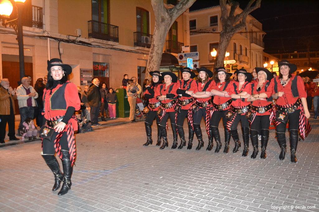 Mig Any Moros i Cristians Dénia 2015 - Filà Piratas Berberiscas
