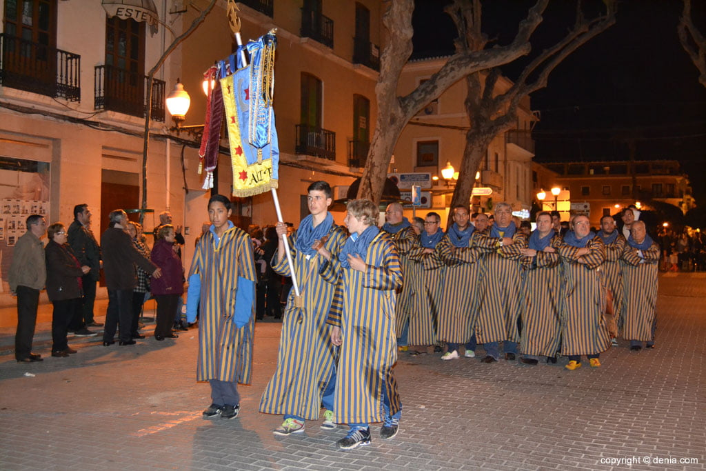 Mig Any Moors and Christians Dénia 2015 - Filà Amiries