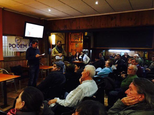 Asamblea de Podem Dénia